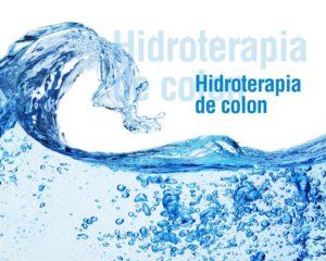 imagen corporativa de hidroterapia de colon con Ana Montellano