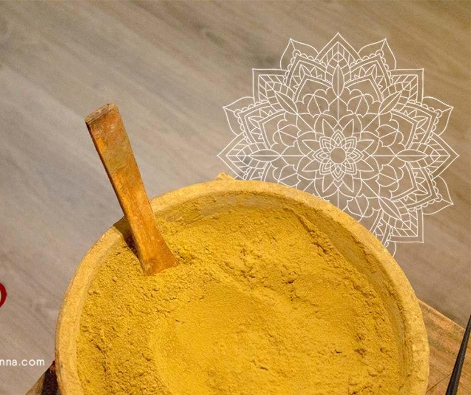 Bio-coloración en Hammam & henna