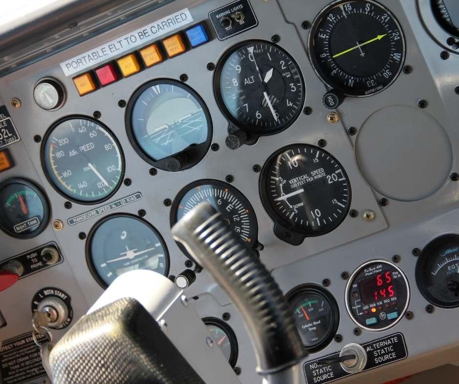 ejemplo PNL del piloto de avión