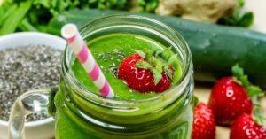 zumos y batidos verdes un artículo de Sanamente.net
