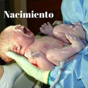 Guión de nacimiento, parto