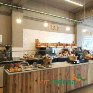 La panadería eco de Fem Cadena