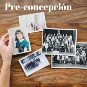 Pre-concepción