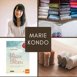 Marie Kondo la crack del orden