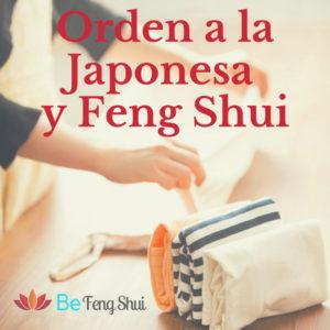Orden a la japonesa y Feng Shui