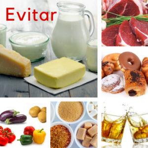 Para recuperarte del verano evita estos alimentos