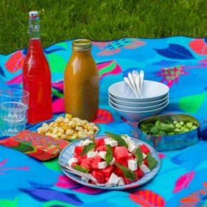 Comidas al aire libre en verano y muy saludables