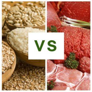 El consumo de proteínas y su efecto en la salud