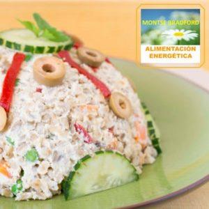 Ensaladilla de cebada de Montse Bradford, plato perfecto para el verano