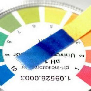 Acido alcalino pH
