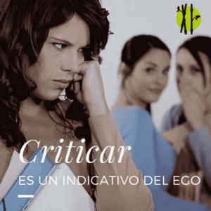 criticar-denota-ego