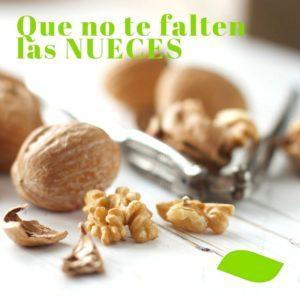 Que no falten las nueces