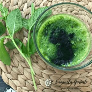 batidos y zumos verdes recetas