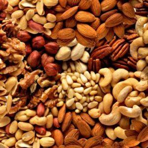 leche vegetal de frutos secos y semillas