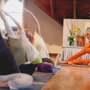 Integral yoga clases