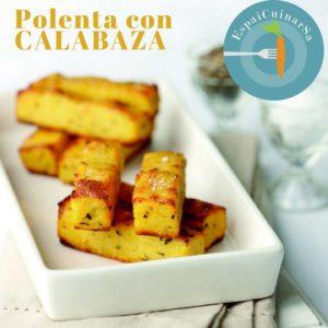Receta polenta-con-calabaza