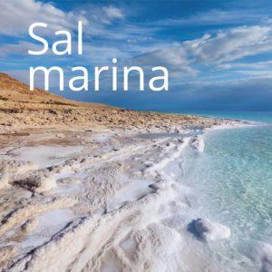 Sal marina usos, origen