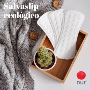 Salvaslip ecológico de Nur orgànic menstruación