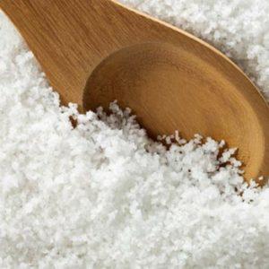Tipos de sal marina