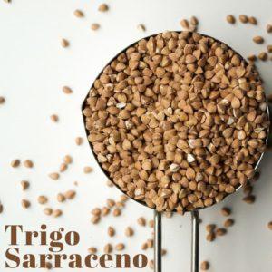 El trigo sarraceno es un cereal sin gluten
