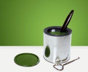 biocontruccion con pintura ecologica