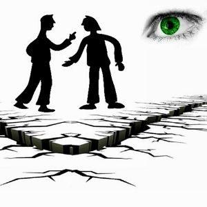 El observador del conflicto en coaching en relaciones