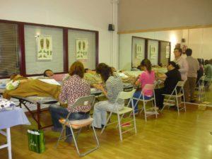 empoderando profesionalidad en las terapias naturales