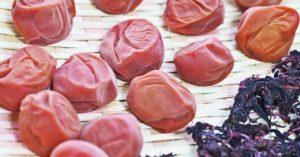 recetas con umeboshi