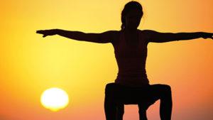 ejercicios que servían para armonizar el flujo de la respiración y evitar así las enfermedades físicomentales