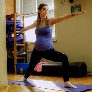 Durante el embarazo el yoga puede ser una gran herramienta para tomar conciencia