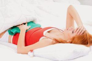 Menorragia, períodos extremadamente fuertes y largos de la menstruación