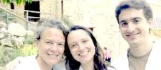 Salena Gissola Schenatto Irion y Felipe Willhelm de Oliveir