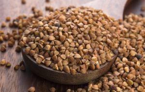 como es el grano de trigo sarraceno