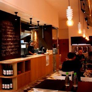 restaurante macrobiótico 2Y Barcelona