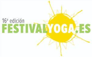 logo festival de yoga 16 edición