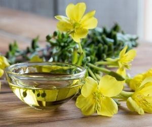 aceite de onagra para mejorar los síntomas del síndrome premenstrual