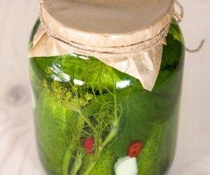 conservas naturales de verduras