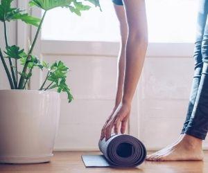 práctica individual de pilates