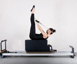 trabajo intensivo con máquina de Pilates