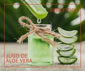 Jugo del Aloe Vera