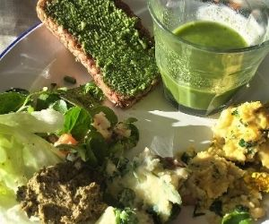 alimentación saludable es una opción de vida consciente