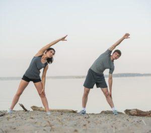 Hacer ejercicio y sudar es otra recomendación ayurvédica