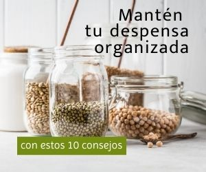 organizar tu despensa