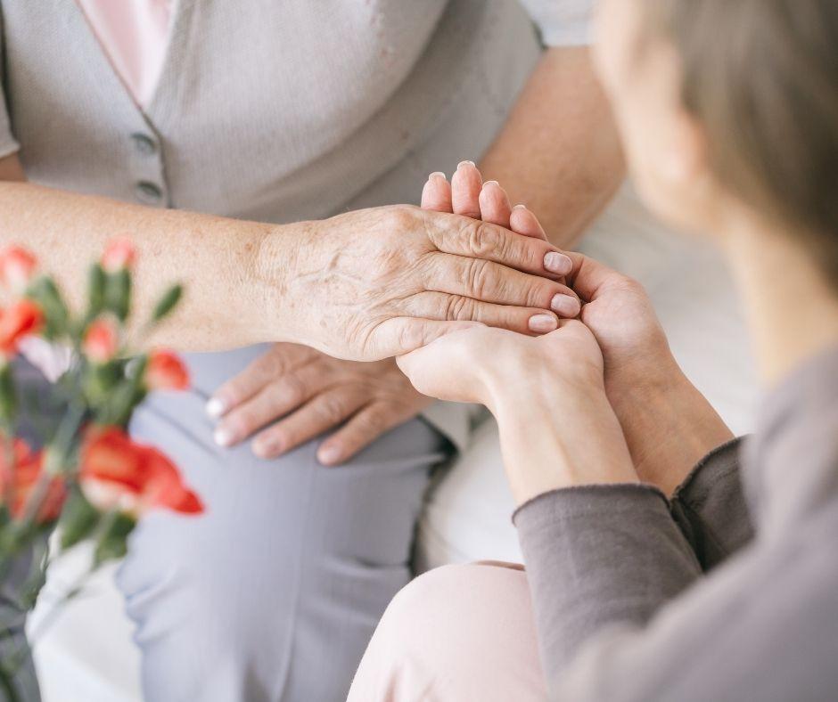 Cuidar a las cuidadoras