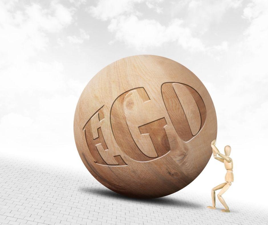 Hay que poder con el Ego
