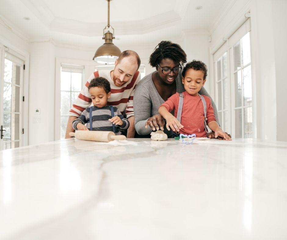Relaciones familiares sanas