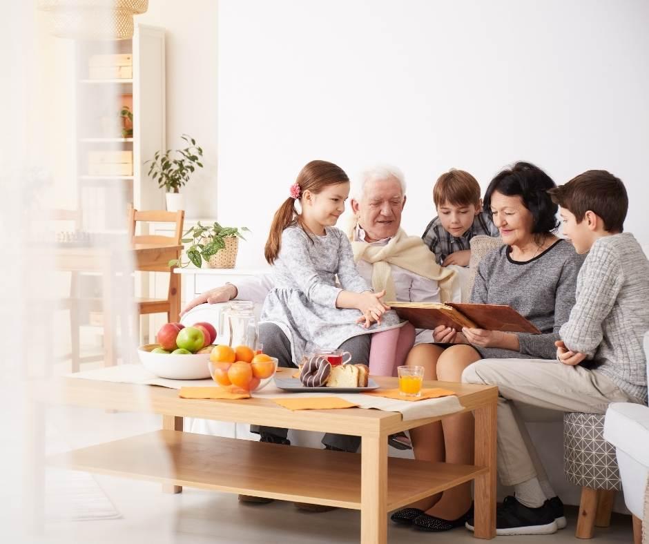 cómo fortalecer las relaciones familiares