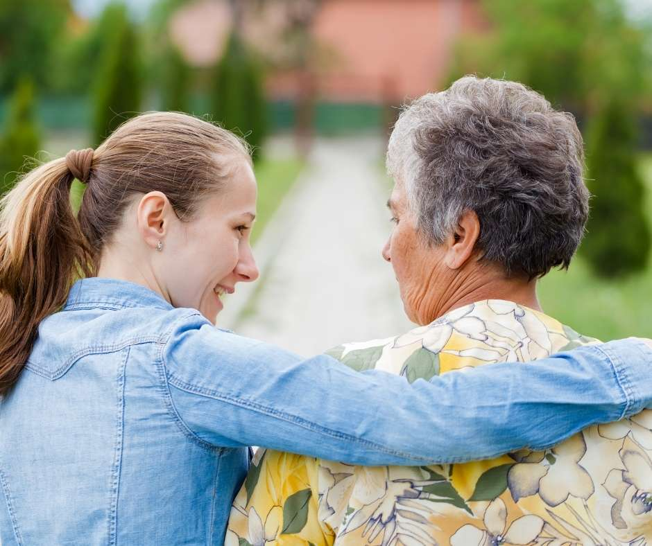 opciones para el cuidado de los ancianos
