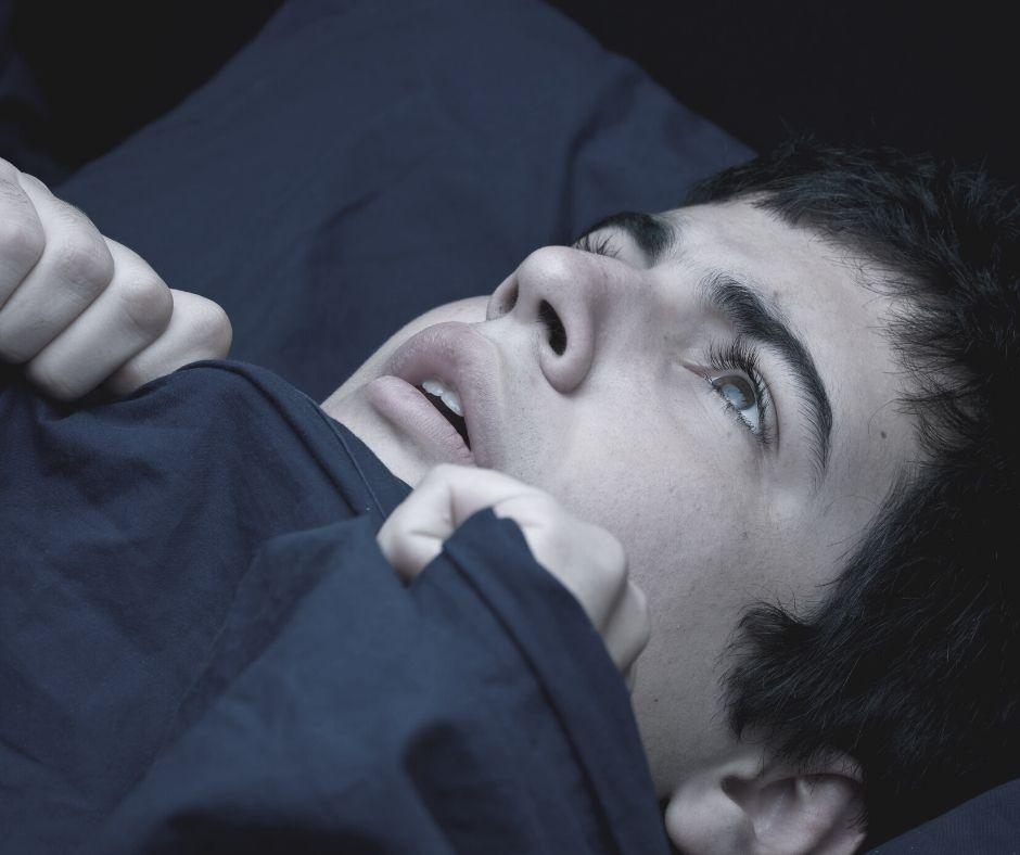 pesadilla trastorno sueño