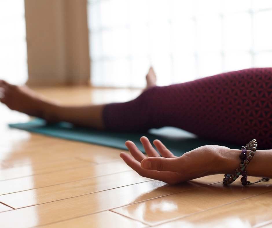 Ejercicios de relajación para abordar el estrés